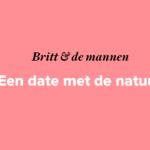 Een date met de natuur